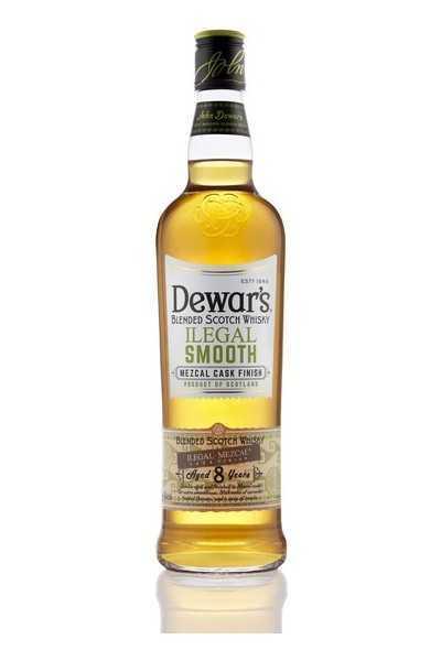 Dewar's-Ilegal-Smooth-Mezcal-Cask-Finish-Scotch-Whisky