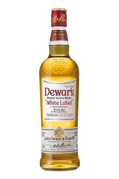 Dewar's-White-Label-Blended-Scotch-Whisky