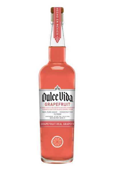 Dulce-Vida-Real-Grapefruit-Tequila