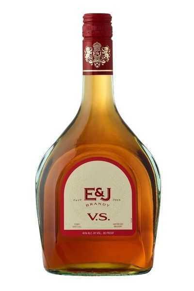 E&J-VS-Brandy