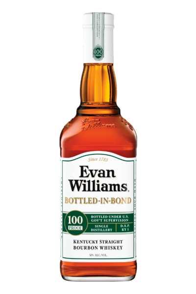 Evan-Williams-Bottled-in-Bond