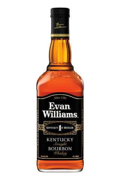 Evan-Williams-Bourbon