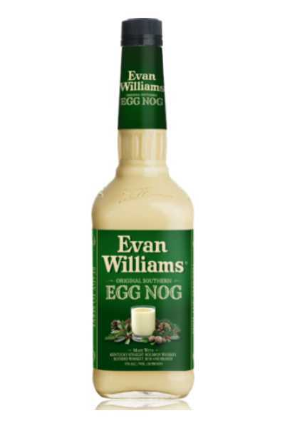 Evan-Williams-Egg-Nog