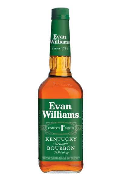 Evan-Williams-Green-Label-Bourbon