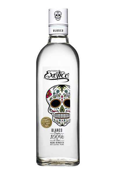 Exotico-Blanco-100%-Agave-Tequila