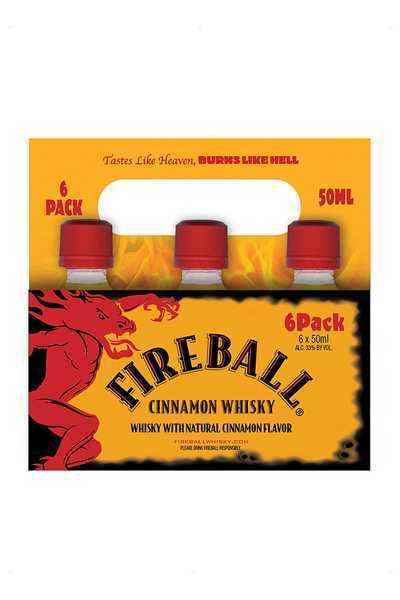 Fireball-Carrier
