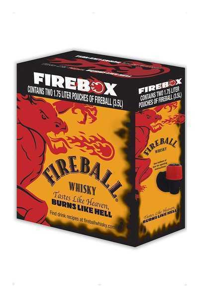 Fireball-Firebox