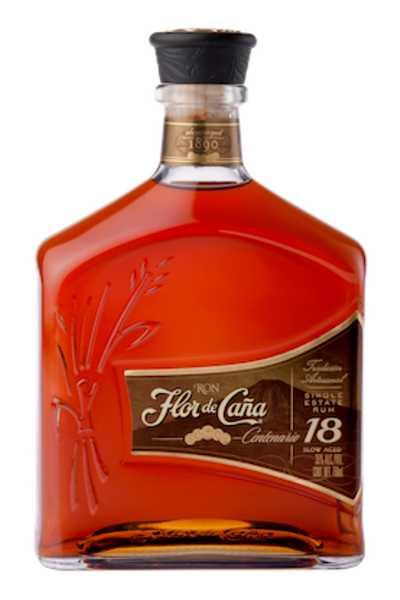 Flor-de-Caña-18-Year-Old-Rum