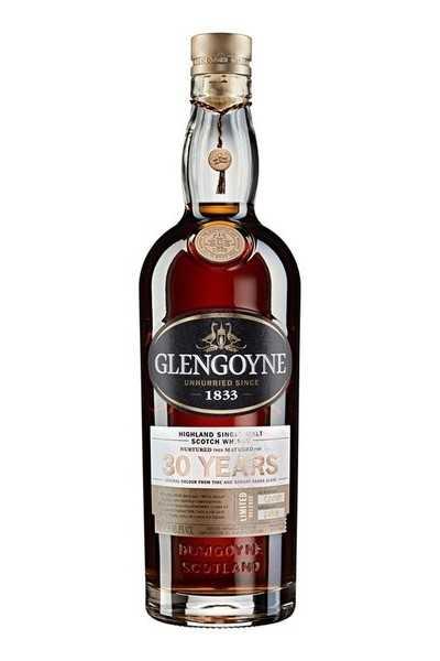 Glengoyne-Highland-Single-Malt-Scotch-30-Year