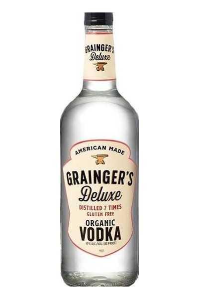 Grainger's-Deluxe-Organic-Vodka
