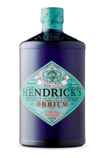 Hendrick's-Orbium-Gin