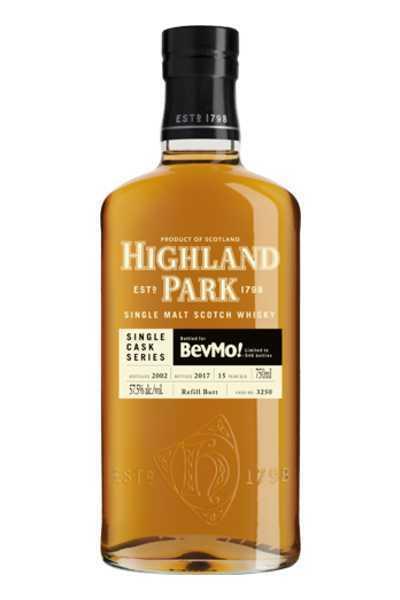 Highland-Park-Single-Cask-Series-BevMo!-Select-15-Year-Old