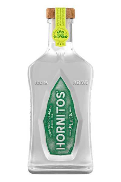 Hornitos-Plata-Tequila