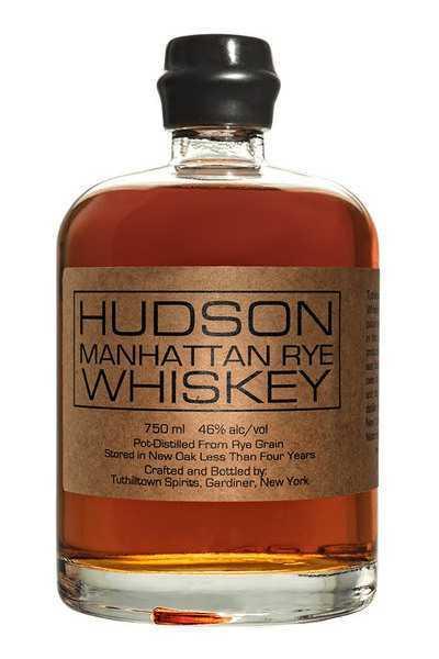 Hudson-Manhattan-Rye-Whiskey