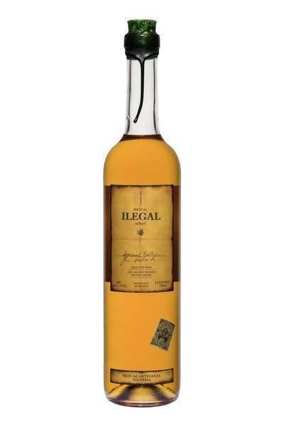 Ilegal-Mezcal-Anejo