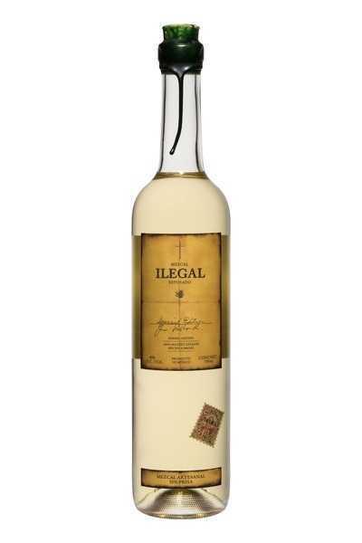 Ilegal-Mezcal-Reposado