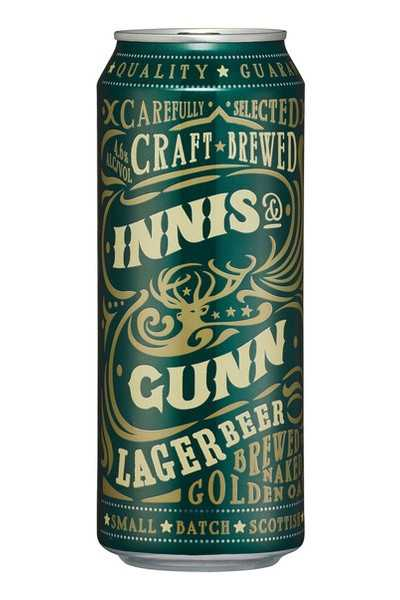Innis-&-Gunn-Lager