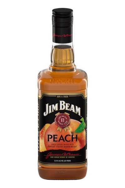 Jim-Beam-Peach-Bourbon-Whiskey