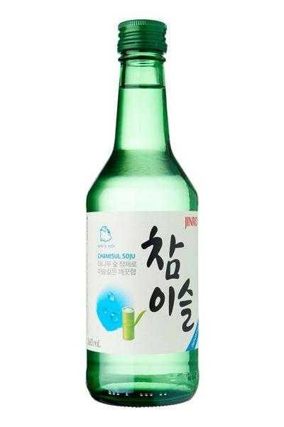Jinro-Chamisul-Fresh-Soju