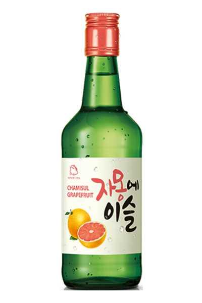Jinro-Grapefruit-Soju