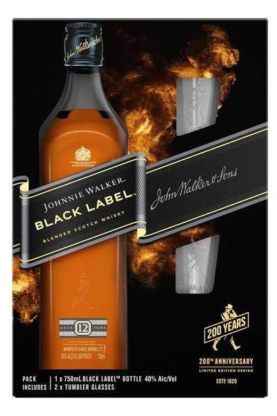 Johnnie-Walker-Black-Label-Blended-Scotch-Whisky,-750-mL-Bottle-with-Two-Premium-Branded-Tumbler-Glasses