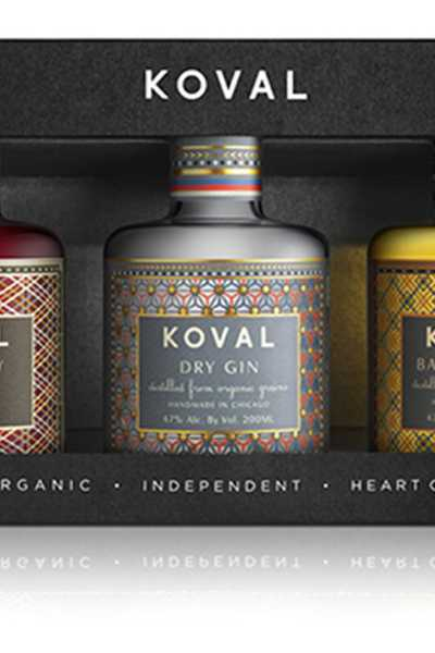 KOVAL-Gin-Trio-Gift-Pack