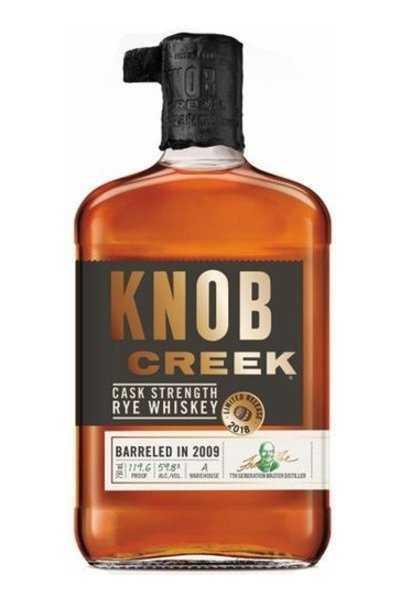 Knob-Creek-Cask-Strength-Rye