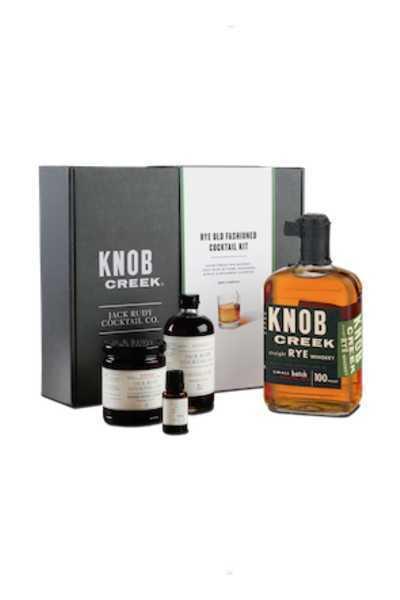 Knob-Creek-Rye-Whiskey-Cocktail-Kit-Gift-Set