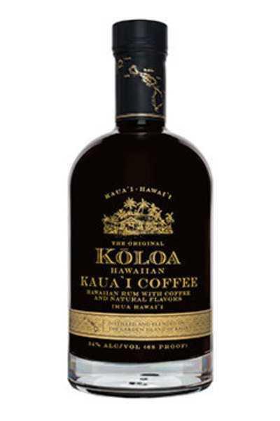 Koloa-Coffee-Rum