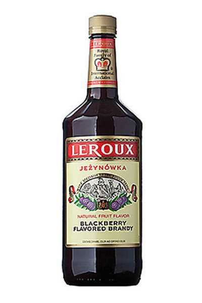 Leroux-Polish-Blackberry-Flavored-Brandy
