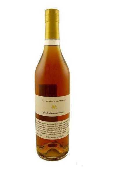 Maison-Surrenne-XO-Grand-Champagne-Legacy-Cognac