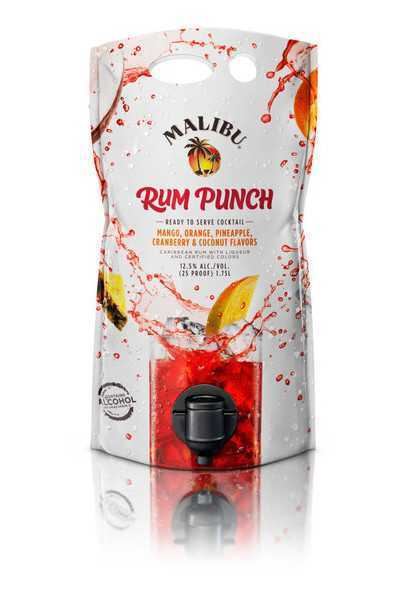 Malibu-Rum-Punch