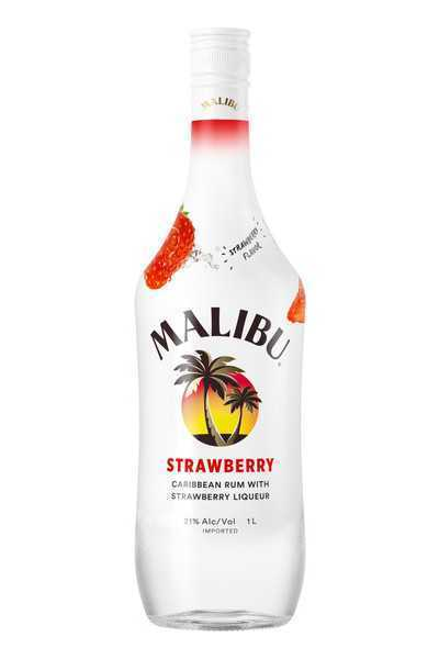 Malibu-Strawberry-Rum