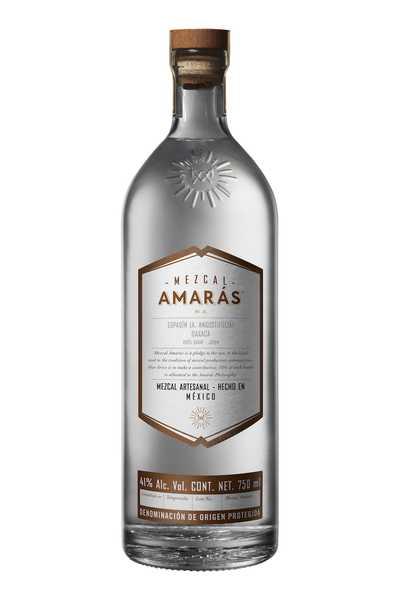 Mezcal-Amaras-Espadin
