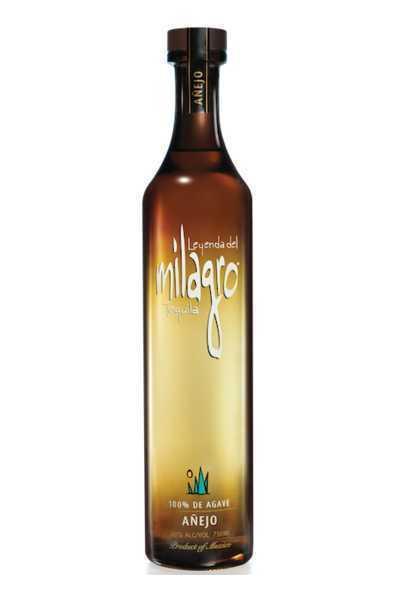 Milagro-Anejo-Tequila