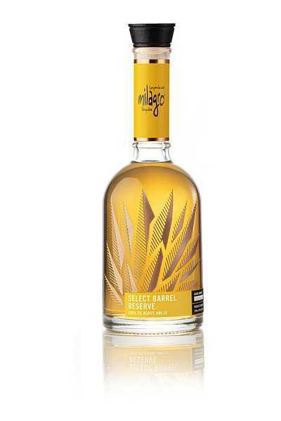Milagro-Tequila-Select-Barrel-Reserve-Añejo