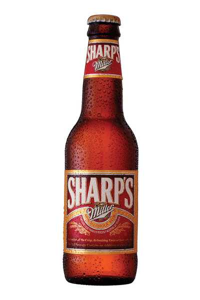 Miller-Sharp's-Non-Alcoholic-Beer