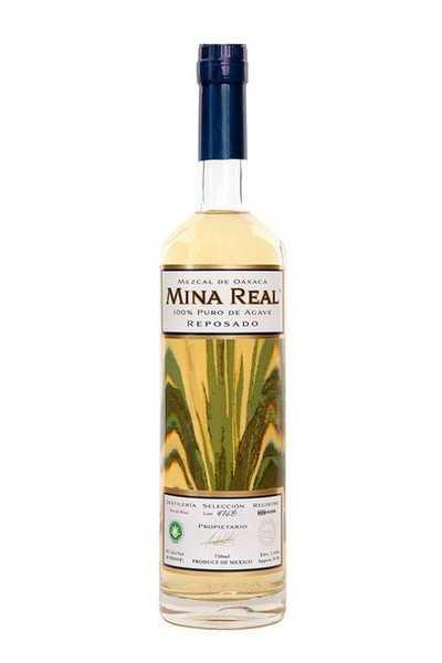 Mina-Real-Mezcal-Reposado