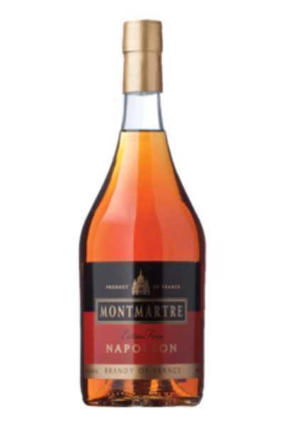 Montmarte-Napoleon-Brandy