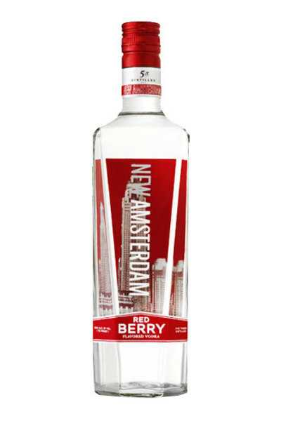 New-Amsterdam-Red-Berry-Vodka
