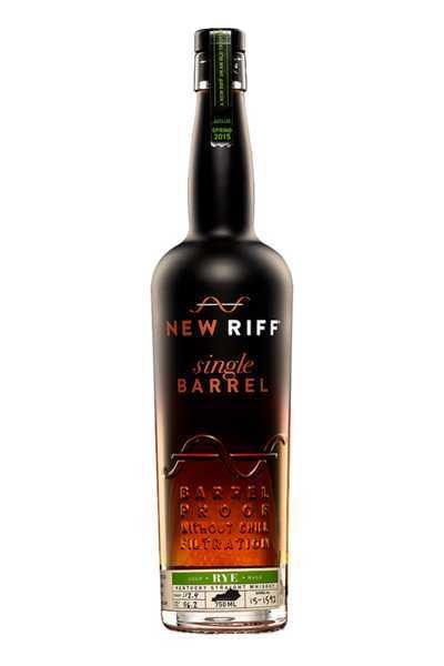 New-Riff-Single-Barrel-Rye-Whiskey