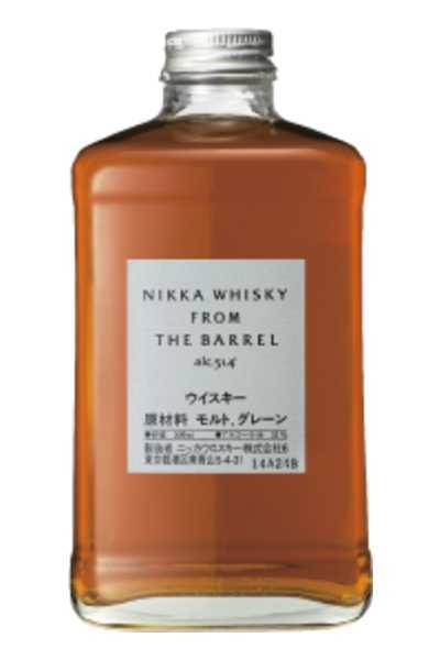 Nikka-Whisky-From-The-Barrel