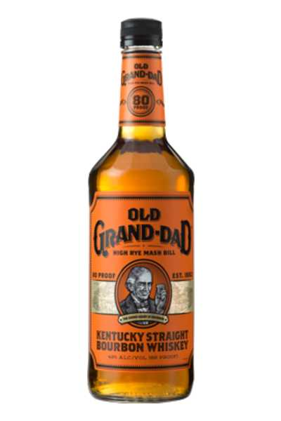 Old-Grand-Dad-Bourbon-Whiskey
