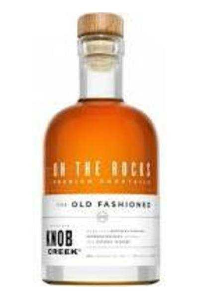 On-The-Rocks-Knob-Creek-Bourbon-Old-Fashioned-Cocktail