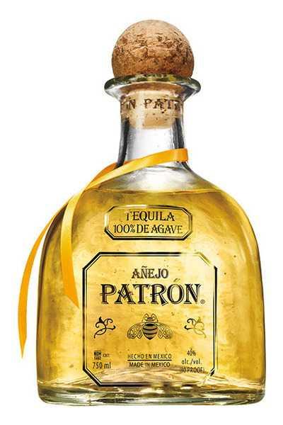 Patrón-Añejo-Tequila