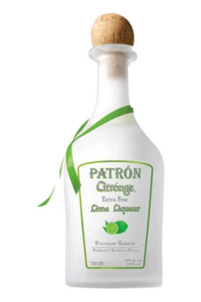 Patrón-Citronge-Lime