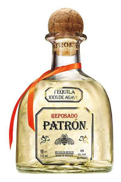 Patrón-Reposado-Tequila