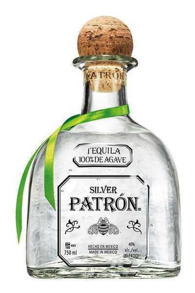 Patrón-Silver-Tequila