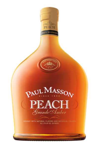 Paul-Masson-Grande-Amber-Peach-Brandy