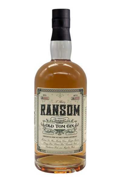 Ransom-Old-Tom-Gin